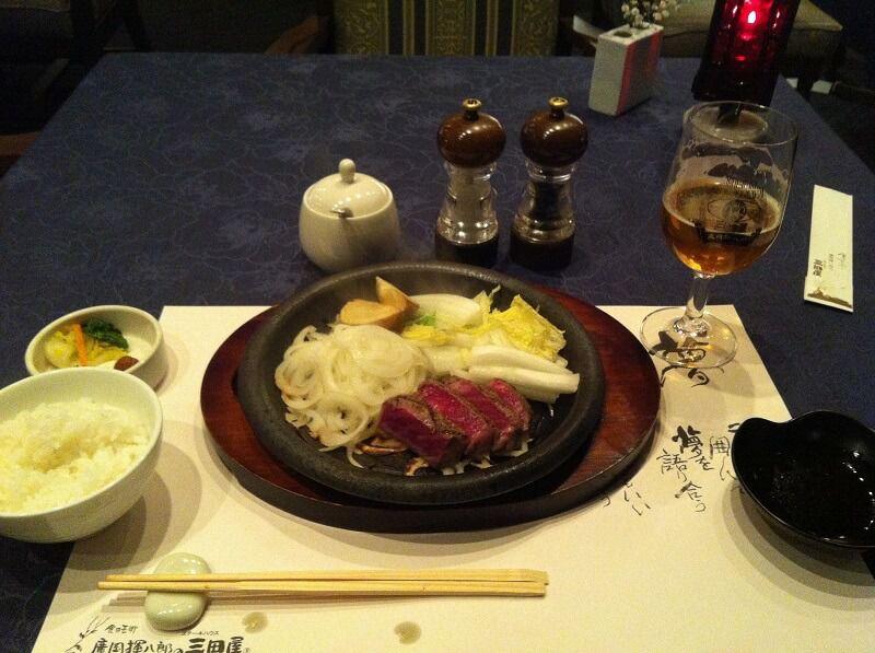 三田屋 神戸牛
