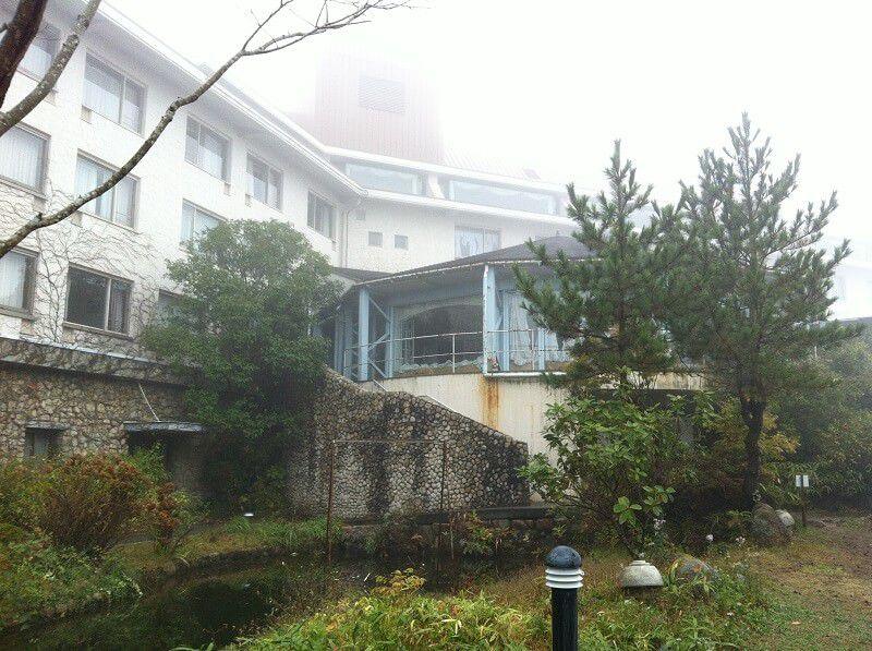 旧六甲オリエンタルホテル