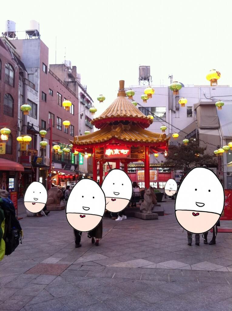 神戸中華街 南京町