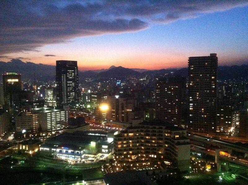神戸ポートタワー 展望1