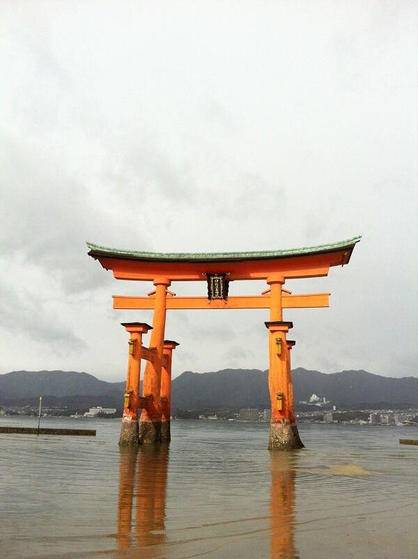 宮島_厳島神社_鳥居1