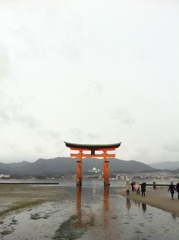 宮島_厳島神社_鳥居2