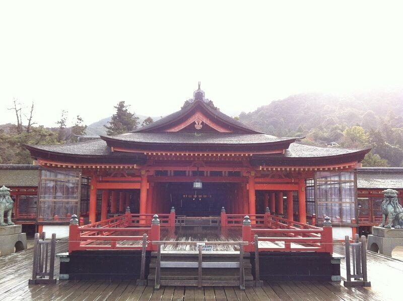宮島_厳島神社2