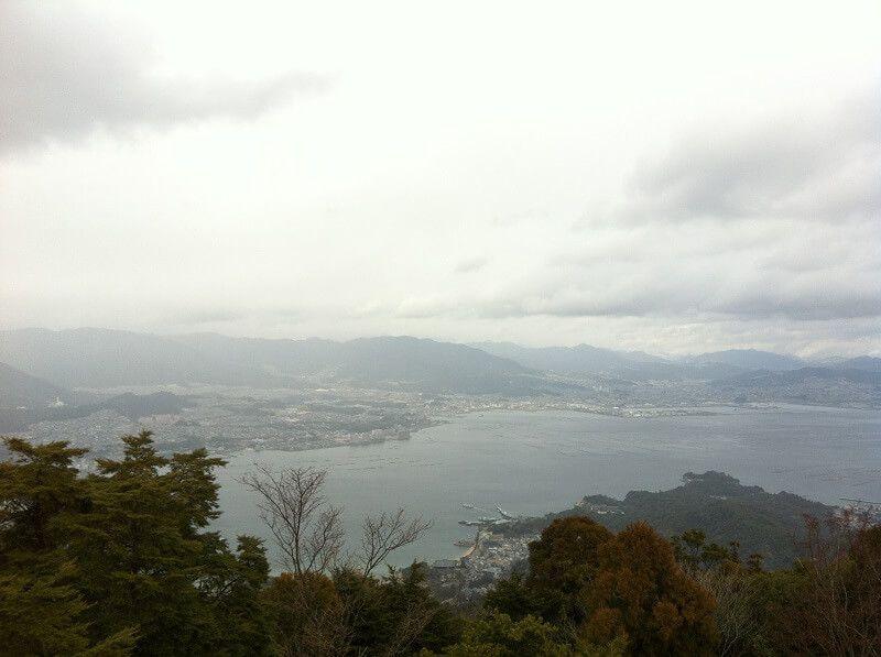 宮島_厳島_弥山からの景色3