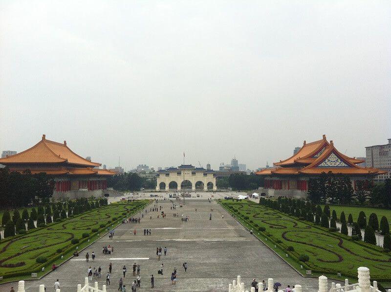 台湾 - 中正紀念堂2