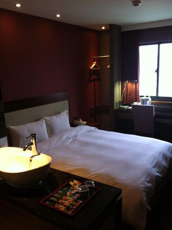 台湾 - フォルテオレンジビジネスホテル