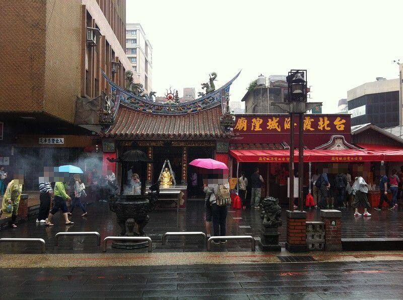 台湾 - 霞海城隍廟