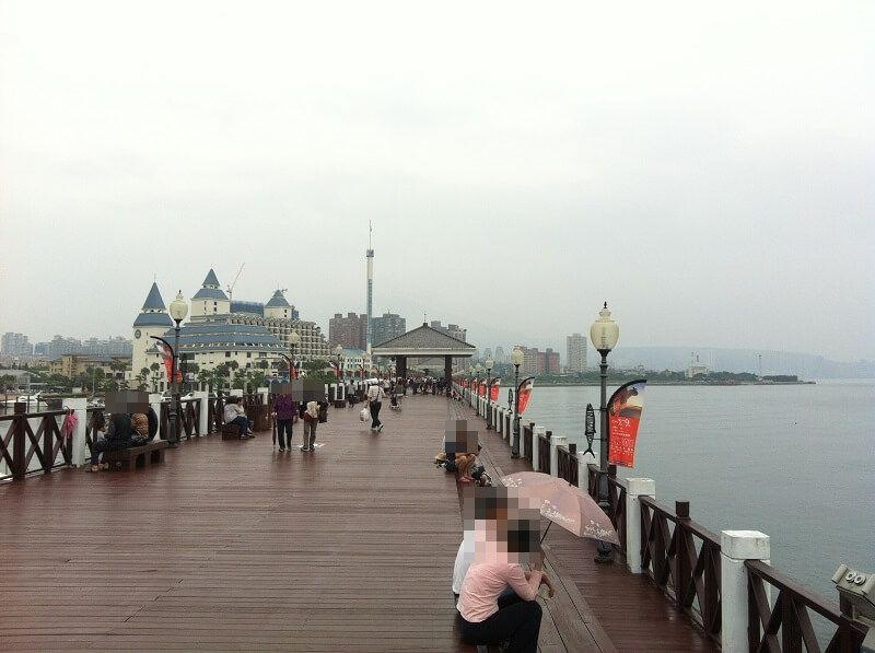 台湾 - 淡水_漁人碼頭