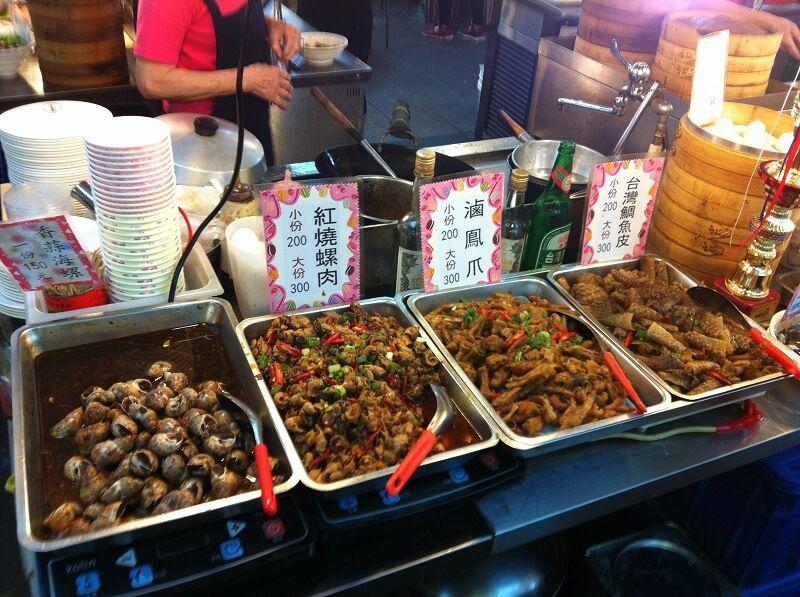 台湾 - 士林夜市_ 士林市場3
