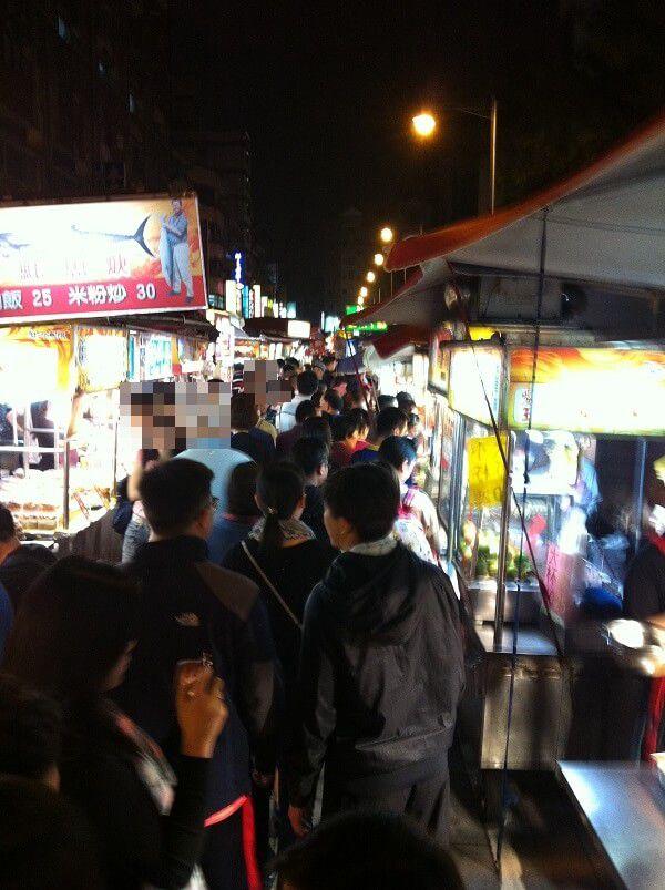 台湾 - 寧夏路夜市