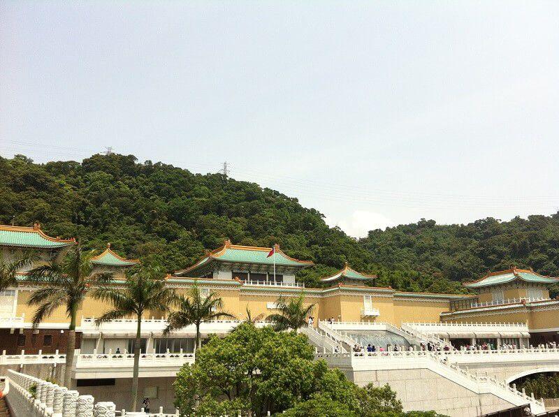 台湾 - 国立故宮博物院