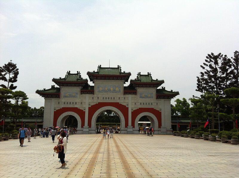 台湾 - 忠烈祠2