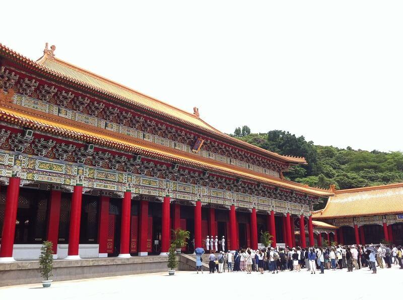 台湾 - 忠烈祠3