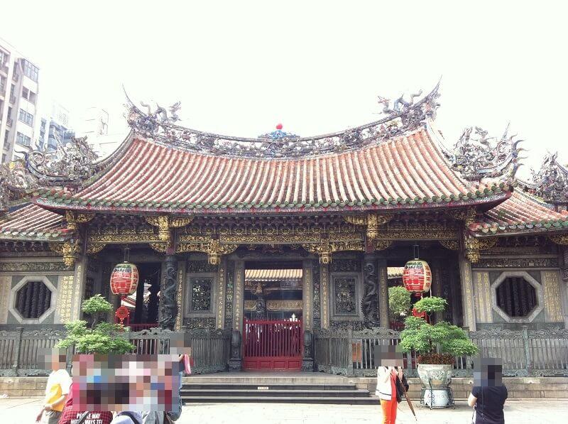 台湾 - 龍山寺