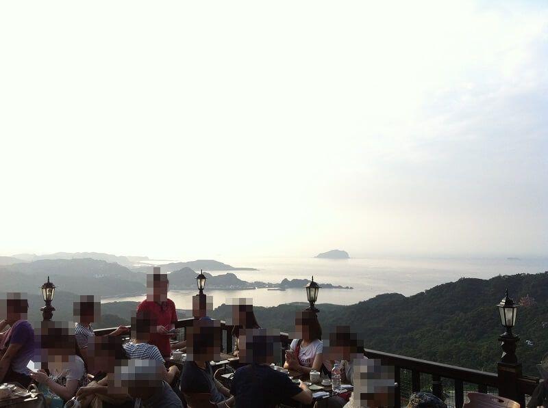 台湾 - 九份_阿妹茶酒館5