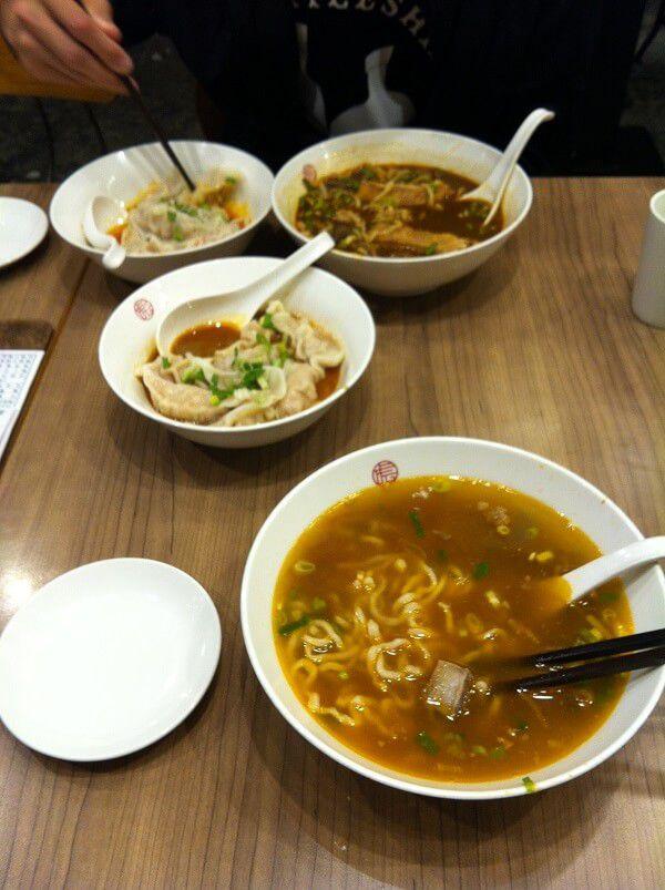 台湾 - 麻膳堂_麻辣牛肉麺