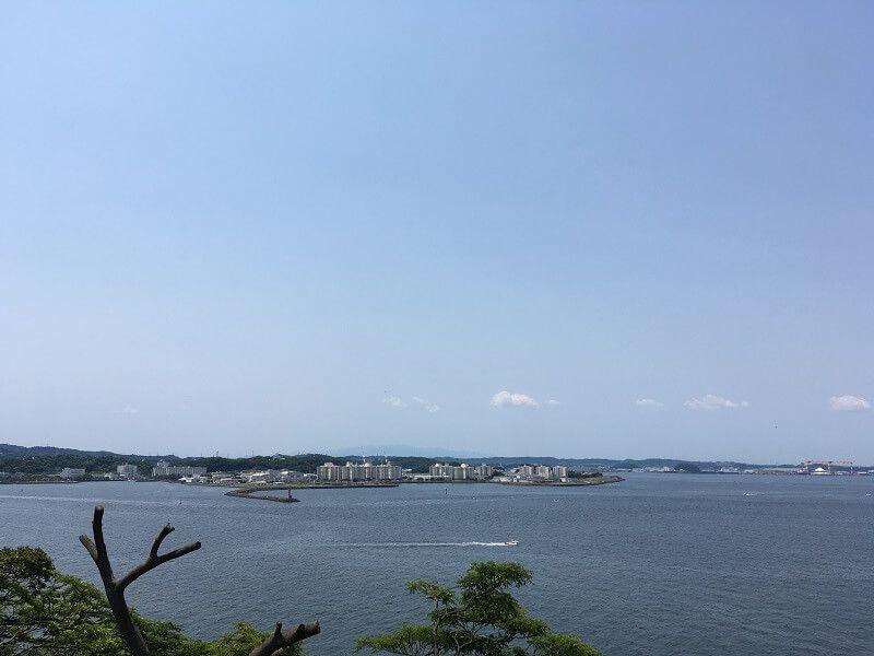 猿島からの眺め1