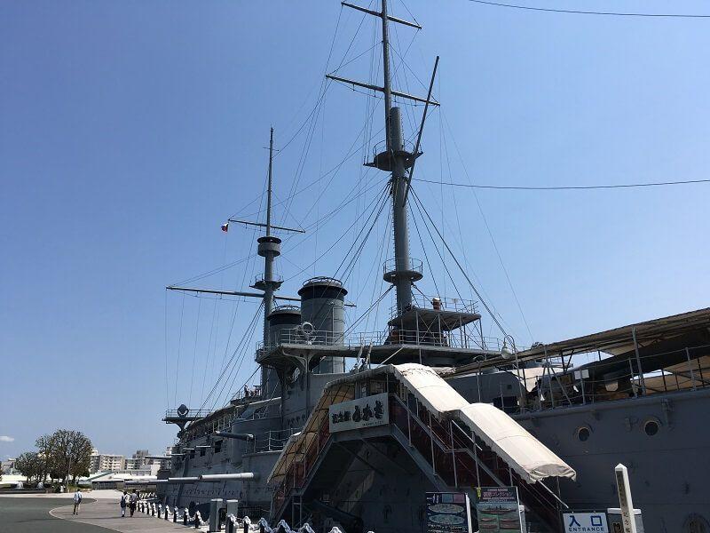 戦艦三笠1