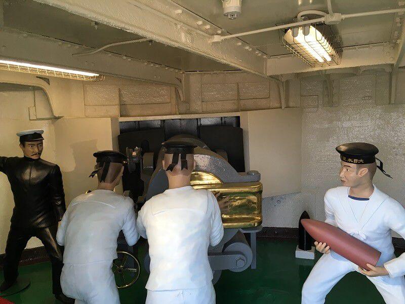 戦艦三笠の人々
