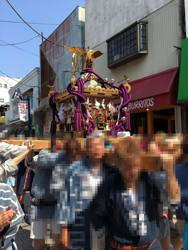 横須賀_祭り1