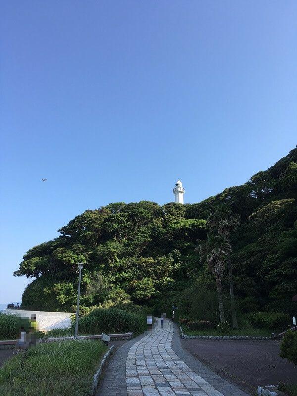 観音崎灯台1