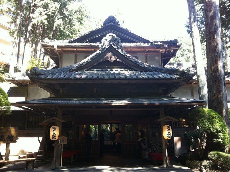 下呂温泉 湯之島館3