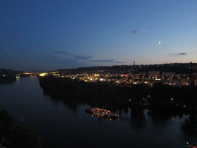 チェコ プラハ 夜2