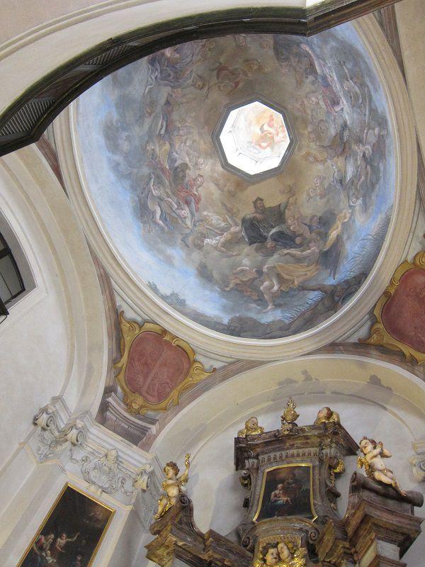 チェコ プラハ プラハ城 聖イジー教会4