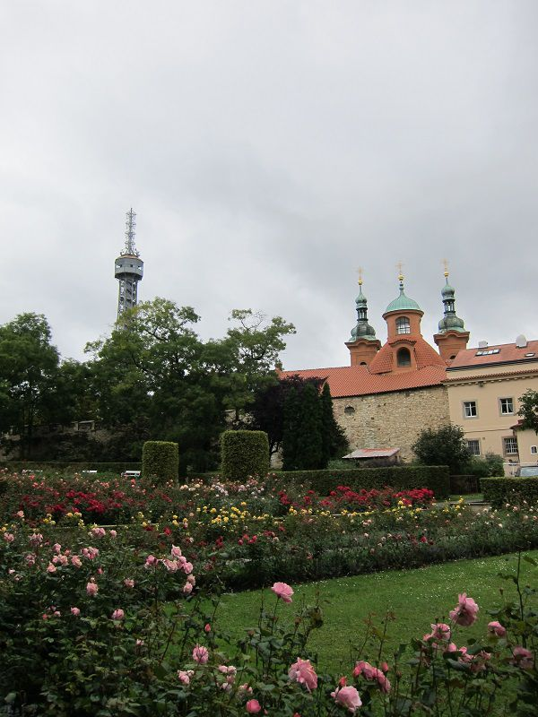 チェコ プラハ ペトシーンの丘4