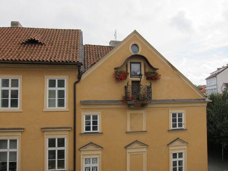 チェコ プラハ 建物