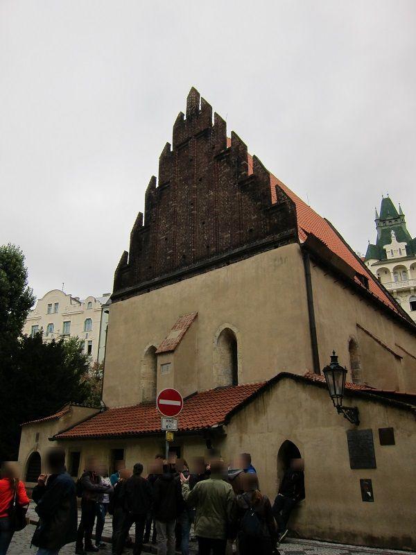 チェコ プラハ シナゴーク