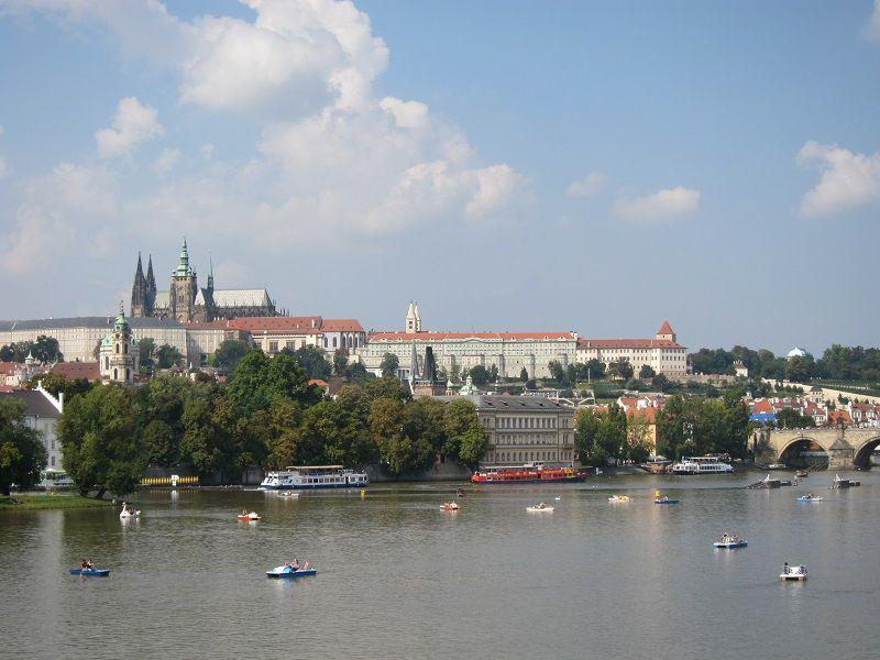 チェコ プラハ 景色1