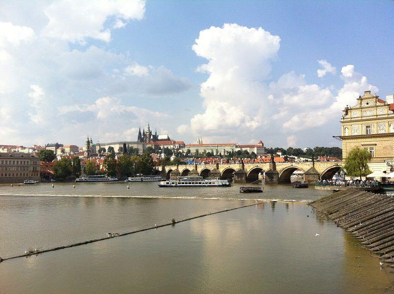 チェコ プラハ 景色2