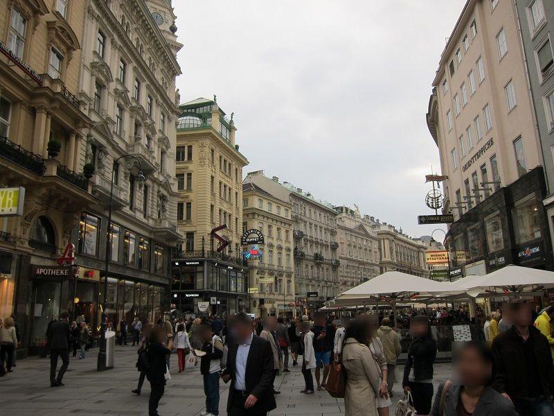 オーストリア ウィーン 街中