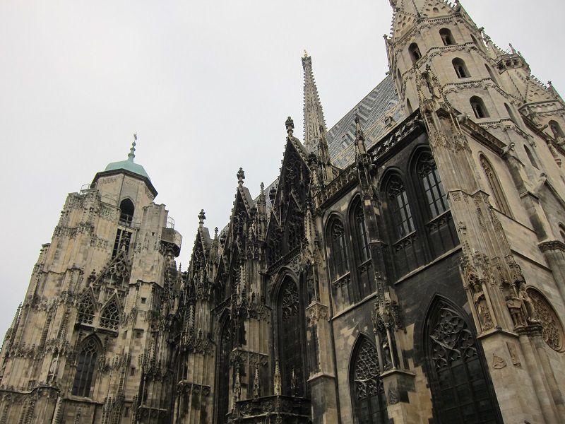 オーストリア ウィーン シュテファン大聖堂2