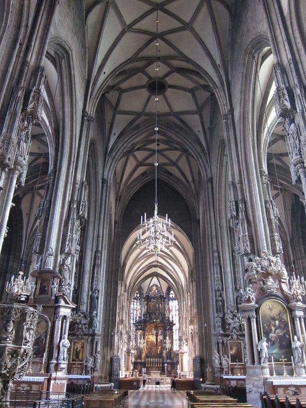 オーストリア ウィーン シュテファン大聖堂3