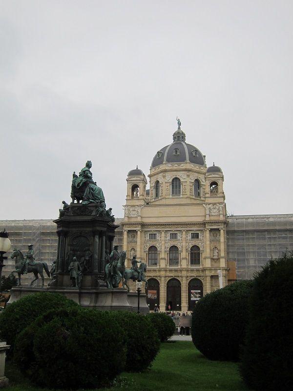 オーストリア ウィーン 美術史美術館1