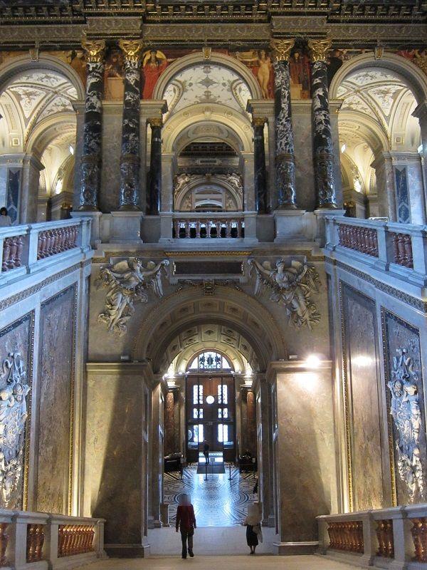 オーストリア ウィーン 美術史美術館2