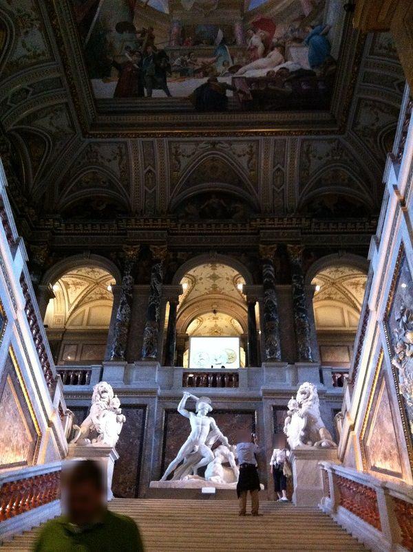 オーストリア ウィーン 美術史美術館3