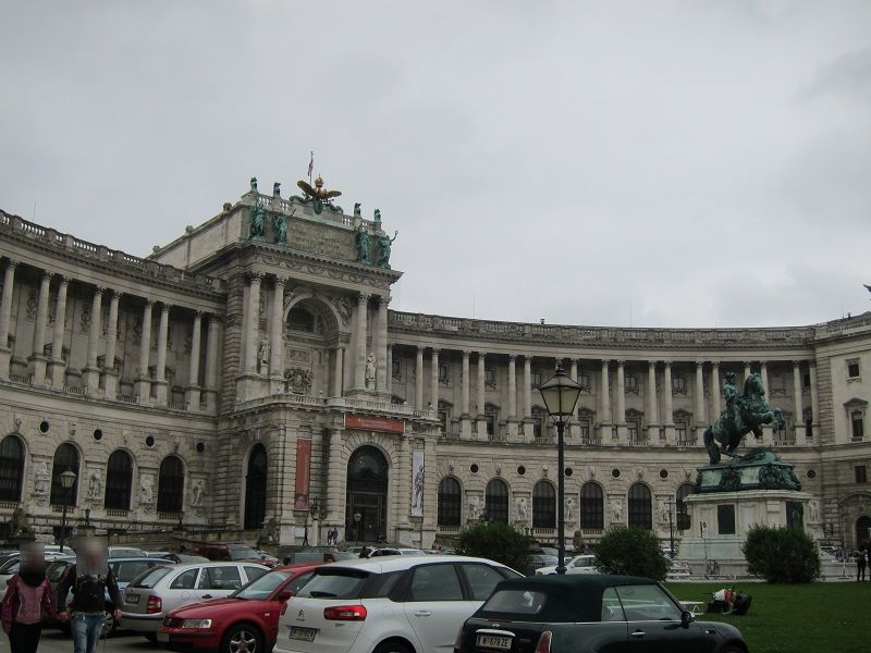 オーストリア ウィーン オーストリア国立図書館