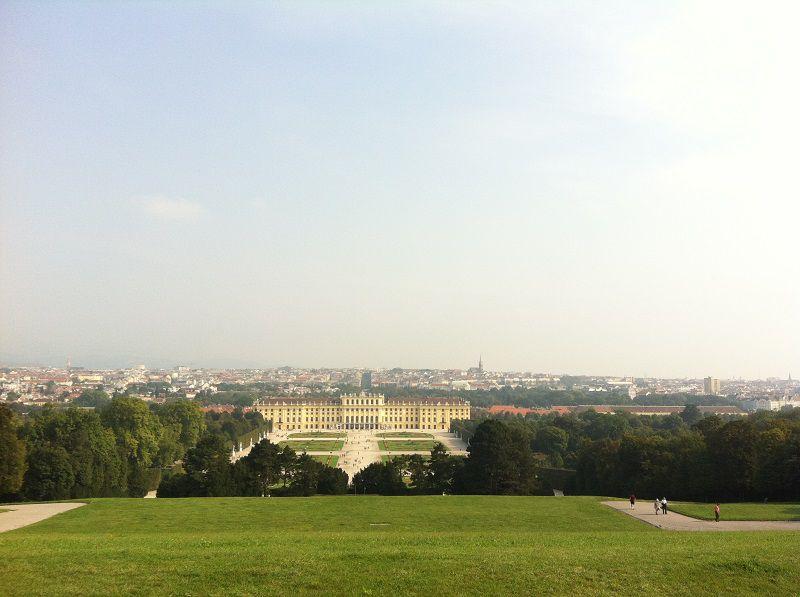 オーストリア ウィーン シェーンブルン宮殿2