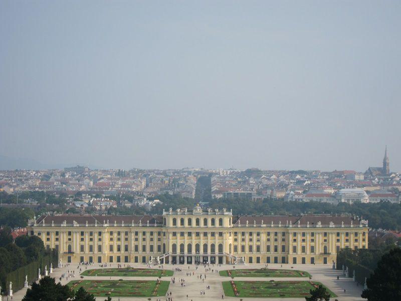 オーストリア ウィーン シェーンブルン宮殿3