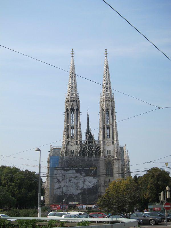 オーストリア ウィーン ヴォティーフ教会