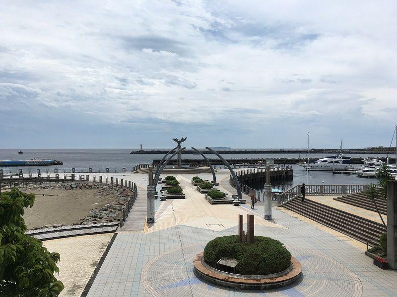 熱海 親水公園 ムーンテラス