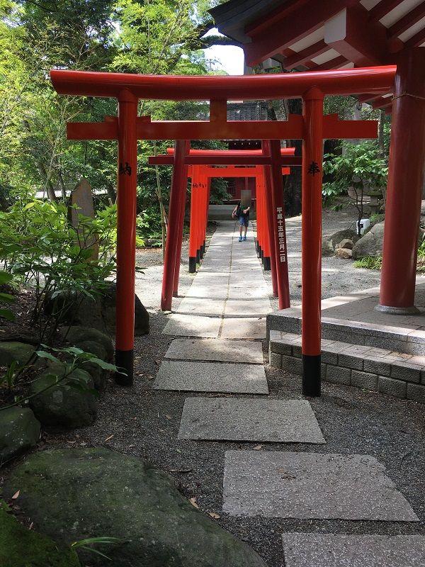熱海 來宮神社 稲荷社