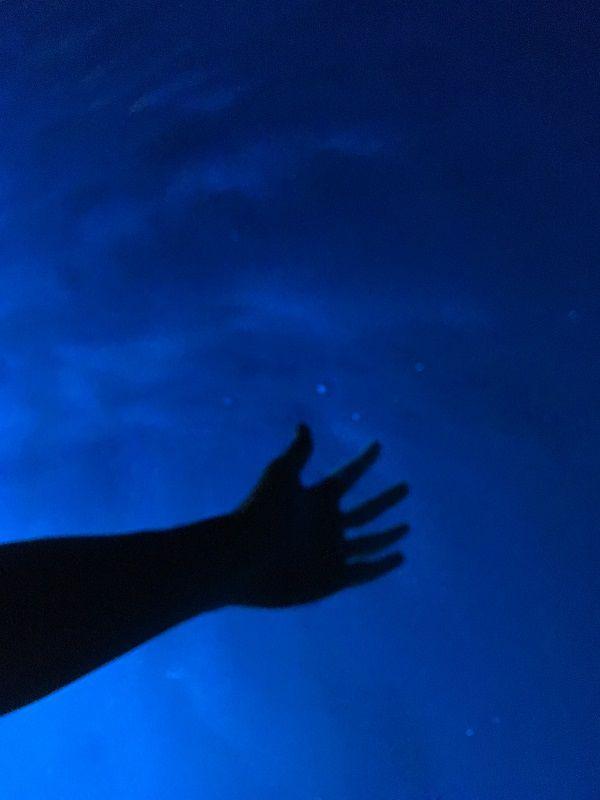 イタリア カプリ島 青の洞窟2