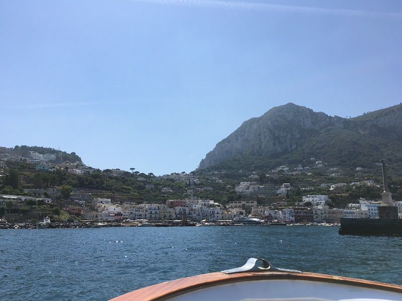 イタリア カプリ島2