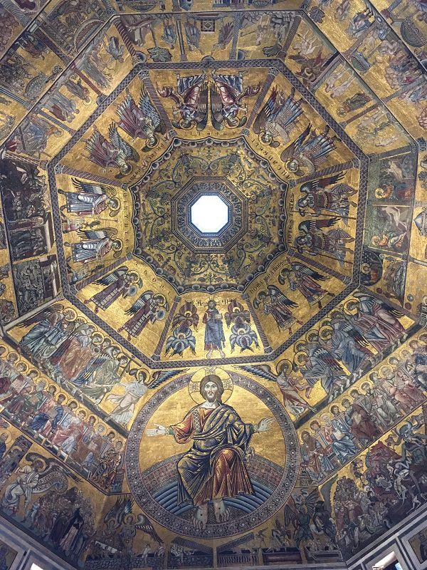 イタリア フィレンツェ サン・ジョヴァンニ洗礼堂