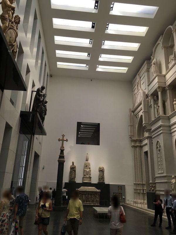 イタリア フィレンツェ ドゥオーモ付属博物館