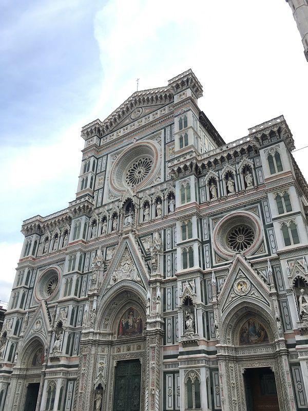 イタリア フィレンツェ ドゥオーモ サンタ・マリア・デル・フィオーレ大聖堂